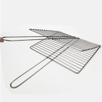High quality barbecue net with handle